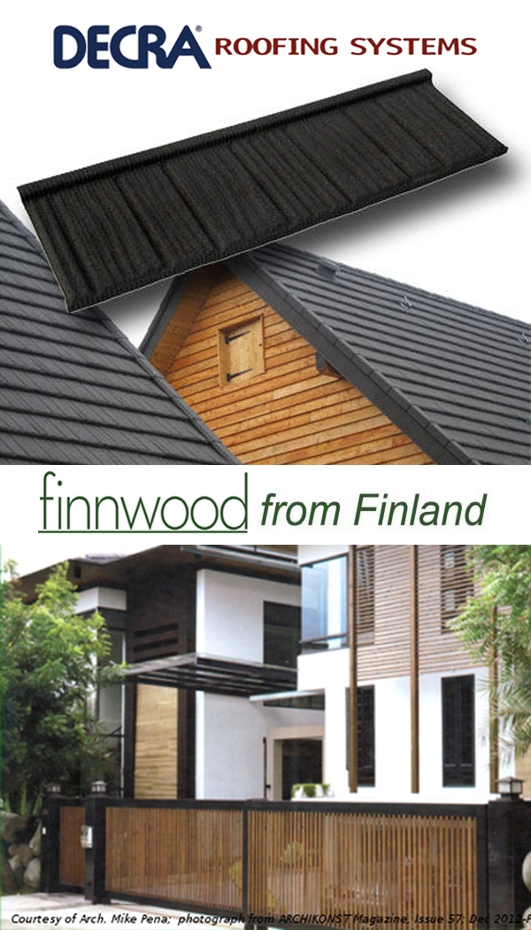 7 Exterior And Interior Log Cabin Finnwood Wood Cladding